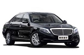广州A级租赁-奔驰s级-350(黑色) 包车